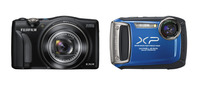 Fujifilm lanza a la piscina del verano dos nuevos modelos: FinePix F800EXR y FinePix XP170