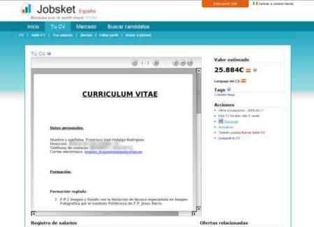Jobsket abierto al público