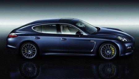 Programa de personalización para el Porsche Panamera