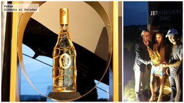 El champán más caro del mundo está en Ibiza
