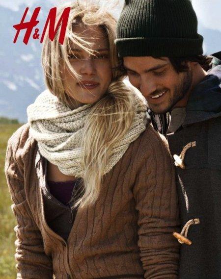 H&M Invierno 2011/2012: no dejes el estilo ni para subir a lo más alto del Everest