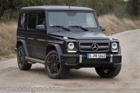 Mercedes Clase G 63 AMG, prueba (parte 1)