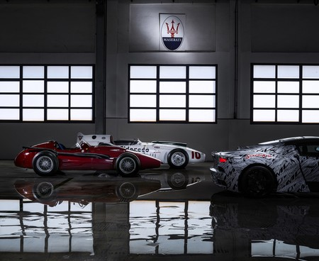 Maserati Mc20 Prototipo 3