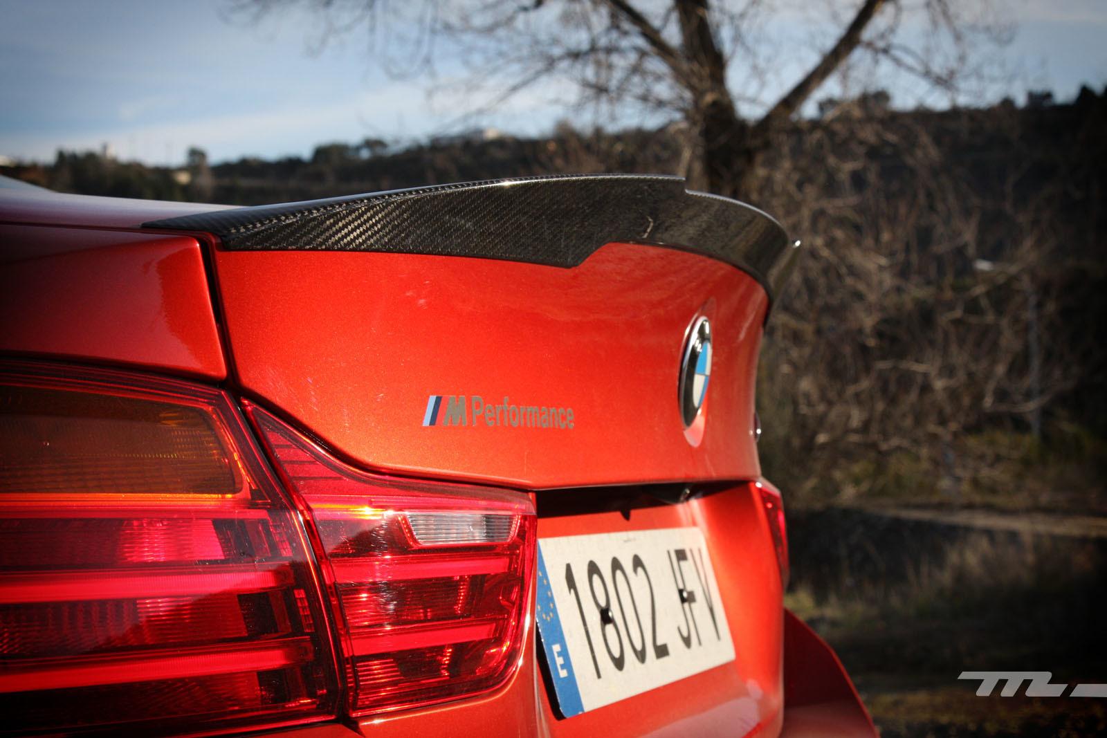 Foto de BMW M4 Performance (prueba en banco de potencia) (11/40)