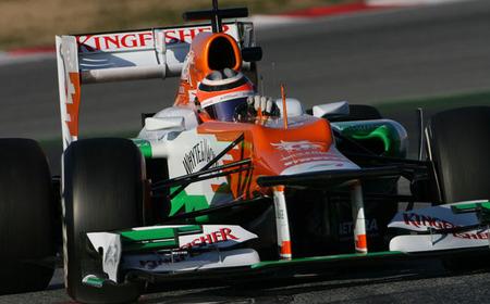 Force India busca talento, no dinero