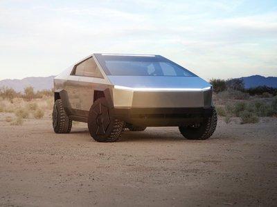 Tesla Cybertruck: una pick-up eléctrica de 800+ km de autonomía, 0 a 100 km/h en 2.9 segundos y diseño ciencia ficción