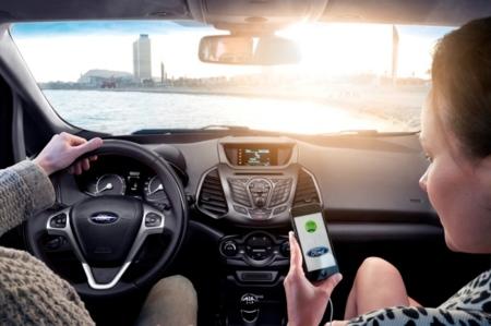 Si tienes un Ford con Sync, tienes Spotify