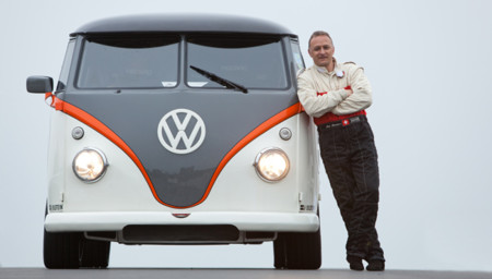 Esta Volkswagen T1 tiene ¡530 CV!