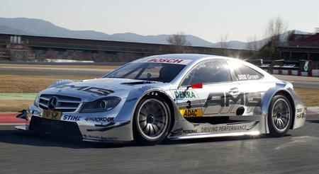 Jamie Green confirmado con Mercedes-Benz en el DTM