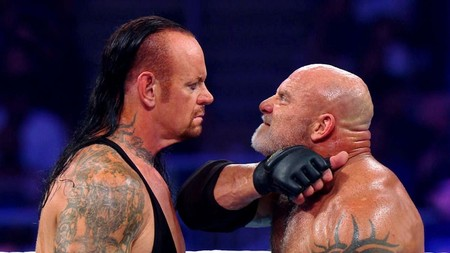 Undertaker vs. Goldberg