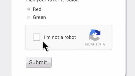 """Cómo reCaptcha sabe que """"eres un humano y no un robot"""" con solo marcar una casilla"""