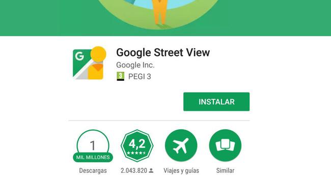 Streetviewa