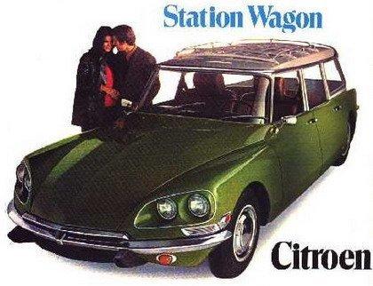 Anuncios clásicos de Citroën