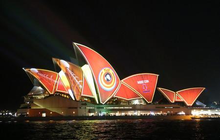 Vivid Sydney Opera House Sails 9002375891