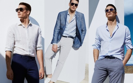 Mango Man Smart Collection Primavera Verano 2015