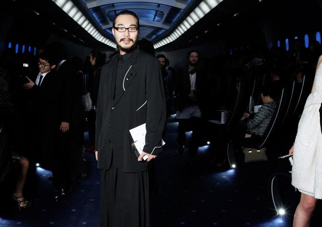 Foto de El desfile de Chanel: los invitados (4/32)