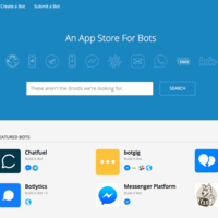 """Botlist, una """"app store"""" de bots para descubrir todos los bots que puedes usar ya"""