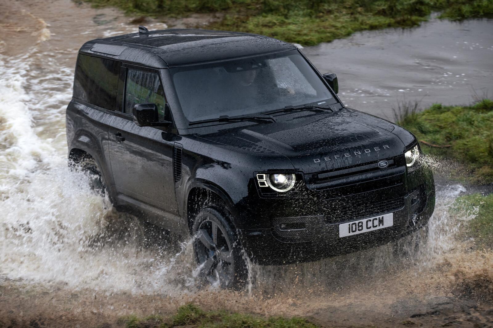Foto de Land Rover Defender V8 (9/30)