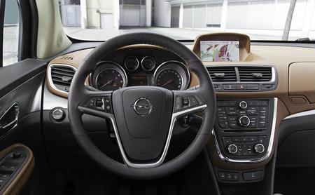 Opel Mokka 2012 interior