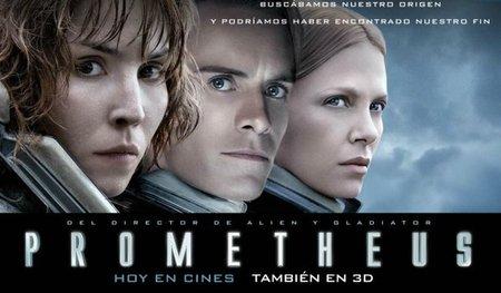 Estrenos de cine | 3 de agosto | 'Prometheus' ha aterrizado