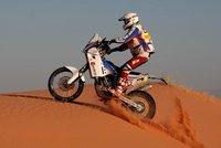 Presentación del equipo Speedbrain BMW rally para el Dakar 2011