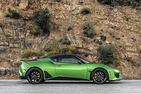 Lotus Evora GT