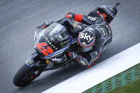 Pecco Bagnaia saldrá desde la pole del GP de Austria en una sesión interrumpida por una bandera roja