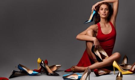 Los zapatos de tacón alto, nuestro mayor objeto de deseo en la campaña PreFall 2016 de Jimmy Choo