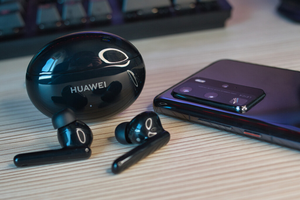 Huawei Freebuds 4i, análisis: los auriculares de gama media también puede tener buen sonido y una batería espectacular