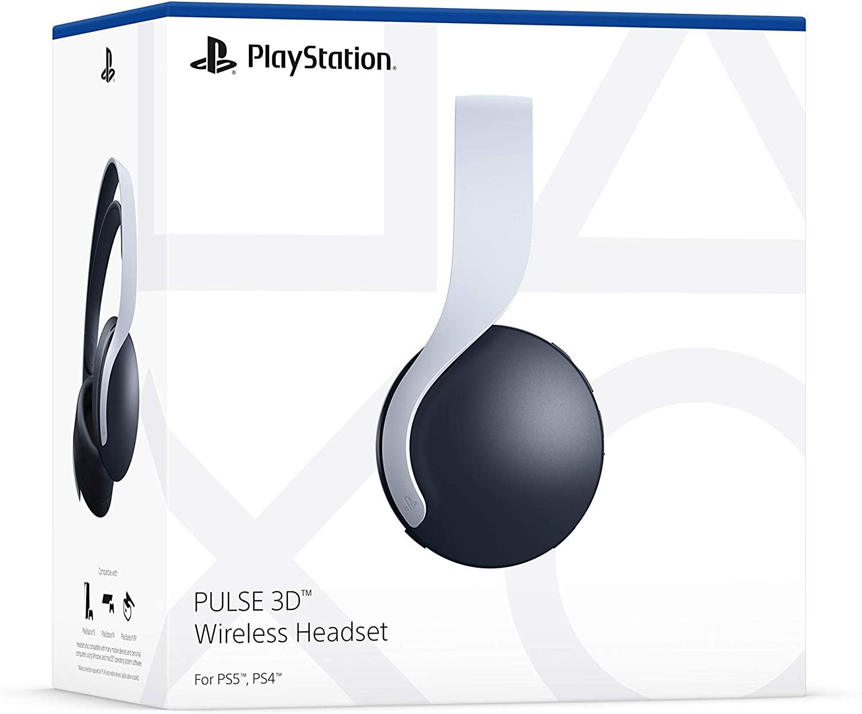 Audífonos inalámbricos Pulse 3D para PS4 y PS5