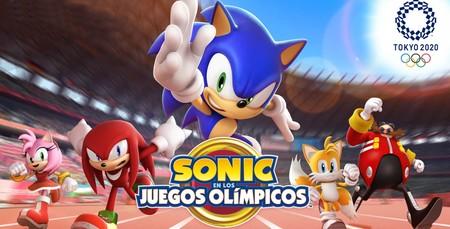 El Juego de Sonic en los Juegos Olímpicos de Tokio ya está disponible para iPhone y Android