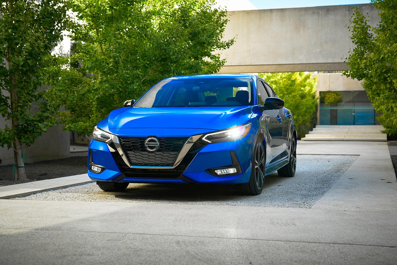 Foto de Nissan Sentra 2020 (2/44)