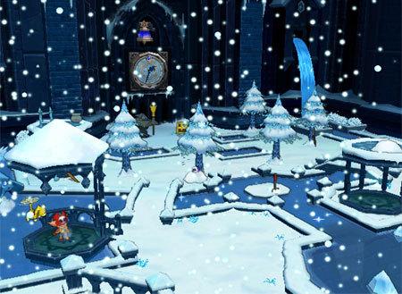 Nuevas imágenes de Zack & Wiki para Wii