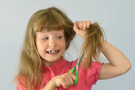 ¿Por qué los niños se cortan el pelo?