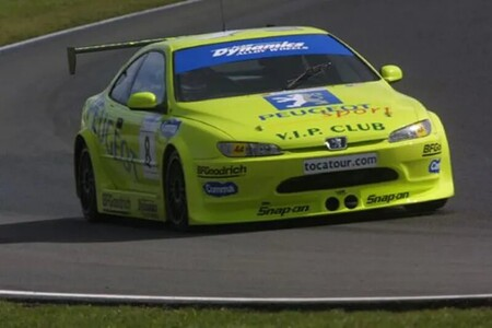 Peugeot 406 Coupé Vic Lee Racing BTCC
