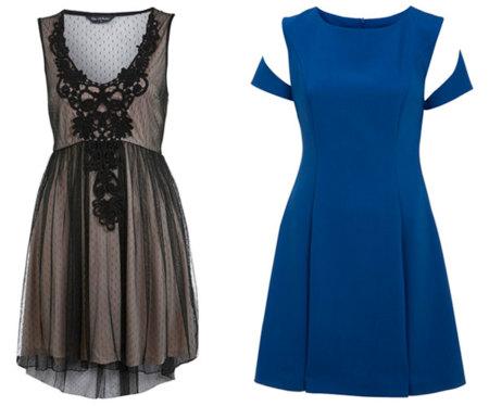 Cinco vestidos rebajados de Miss Selfridge para deslumbrar en 2013