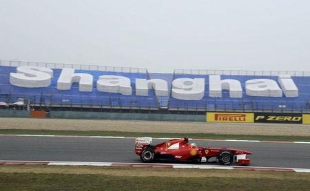GP de China F1 2011: Fernando Alonso saldrá quinto en Shanghai