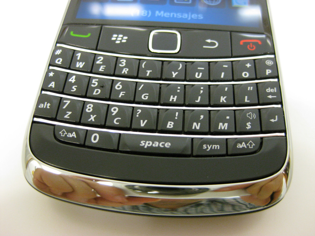 Foto de BlackBerry 9700 (5/10)