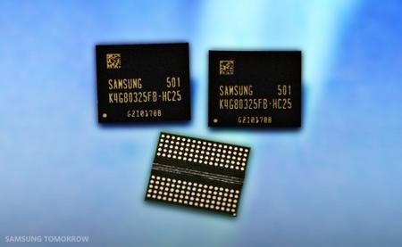 Samsung toma la delantera con los primeros chips GDDR5 de 8Gb a 20nm