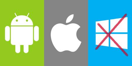 Ios Android Windows