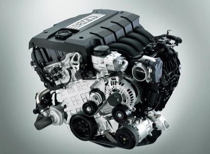 BMW 120i - Motor