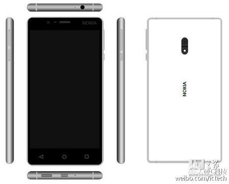 Nokia D1c Render 3