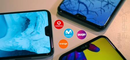 ¿Dónde comprar los Huawei P20 y P20 Pro más baratos? Comparativa de precios a plazos con operadores