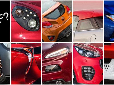 9 detalles que transformaron un coche pasable en un adefesio
