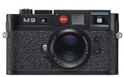 Filtrada la Leica M9