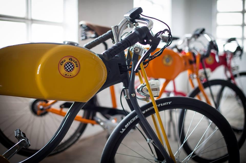 Foto de Bicicletas eléctricas OTO (6/10)