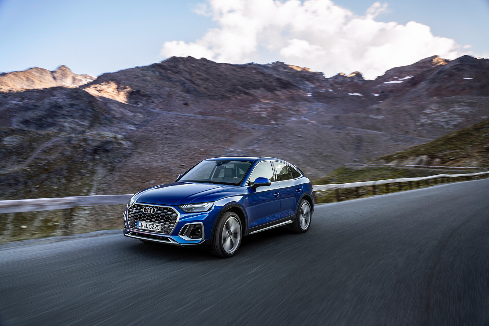 Foto de Audi Q5 Sportback (1/13)