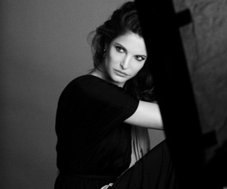 Stephanie Seymour nueva imagen de Estée Lauder