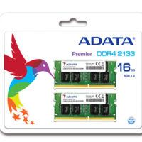 ADATA facilita la adopción de DDR4 en portátiles con módulos Premier SO-DIMM