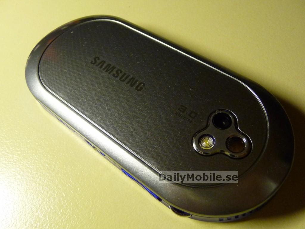 Foto de Samsung M7600 (3/4)
